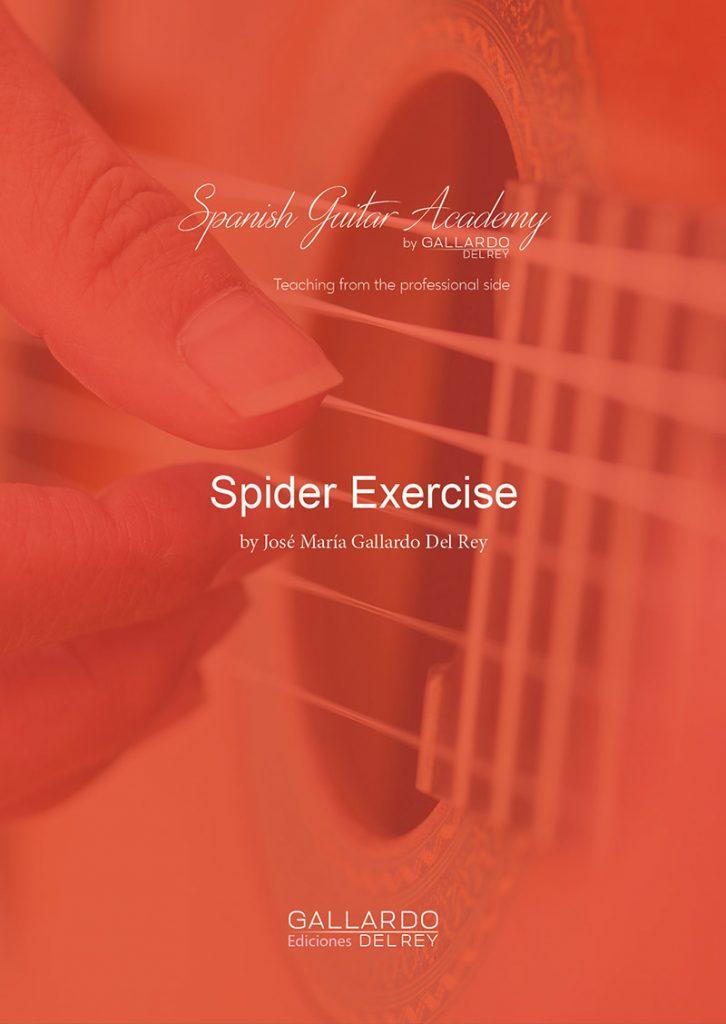 Gallardo-Del-Rey-Ediciones-Spanish-Guitar-Academy-Spider-Exercise-cover